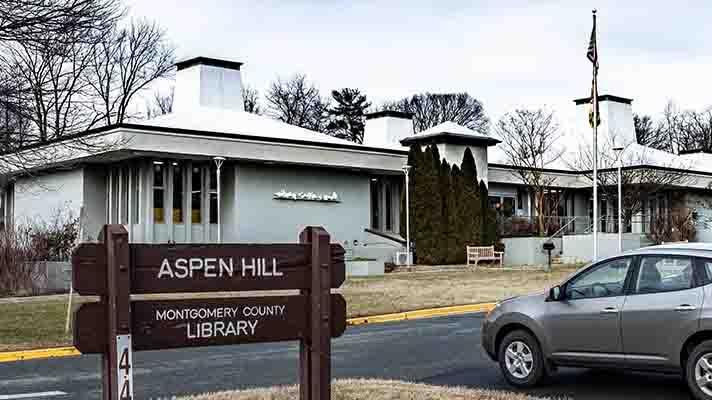 Aspen Hill Branch