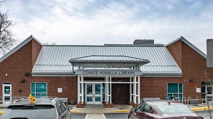 Connie Morella Branch Library
