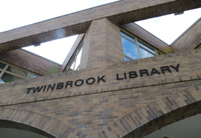 Twinbrook Library front