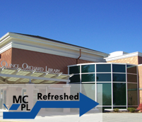 Quince Orchard Library refresh project