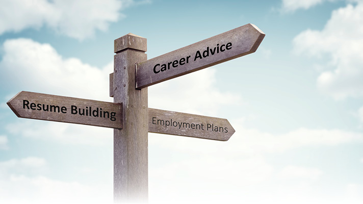 job related signposts