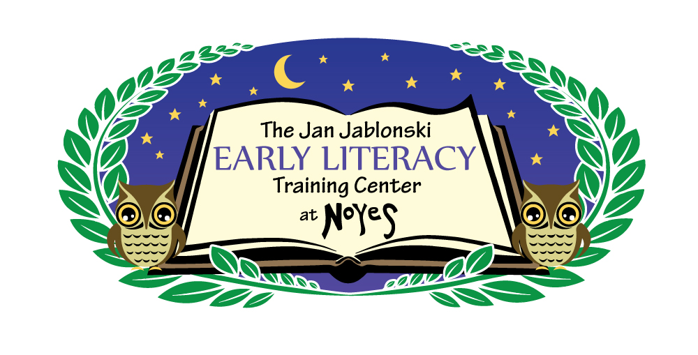 jan joblonski early literacy center logo