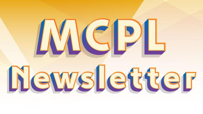 MCPL Newsletter banner