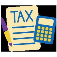 Tax Help icon