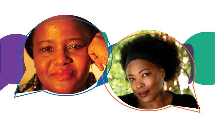 Contemporary Conversations: writers Edwidge Danticat and Katia D. Ulysse