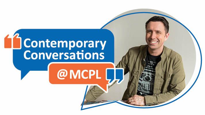 Contemporary Conversations: speaker Jarret Krosoczka
