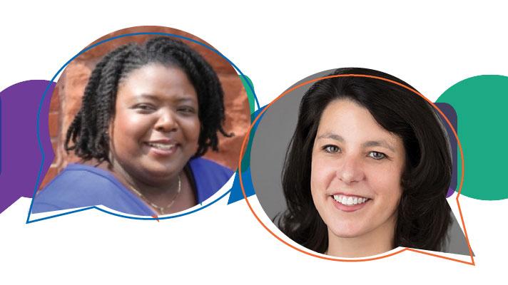 Contemporary Conversations: Ida Jones and Rebecca Roberts