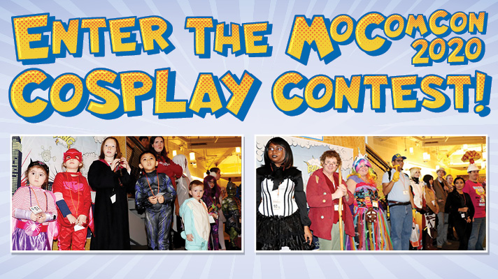 mocomcon 2020 art contest poster