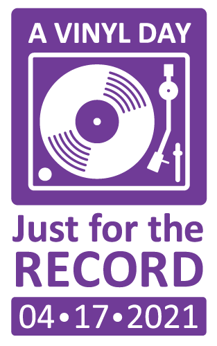 record on a table