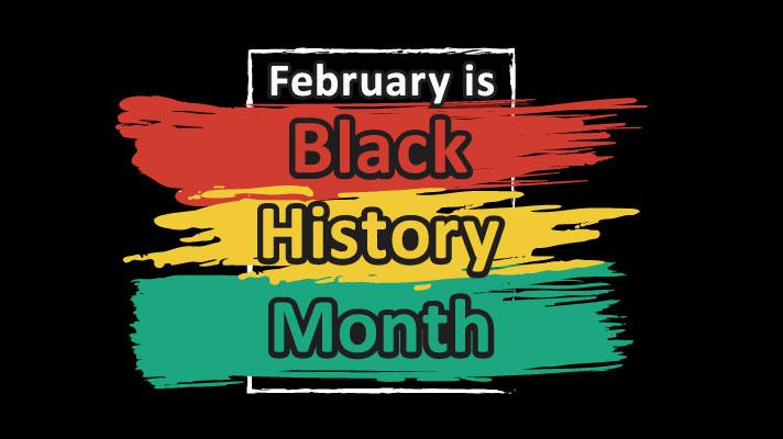 black history month montage