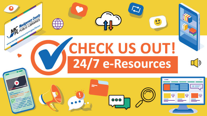 eResources at MCPL
