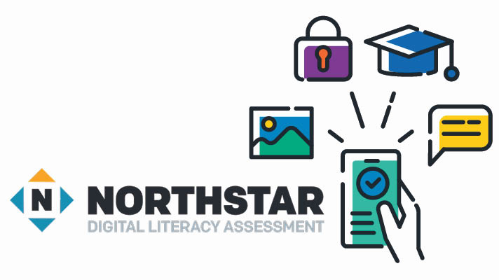 northstar logo and phone icons