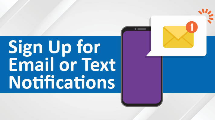 phone and notification icon