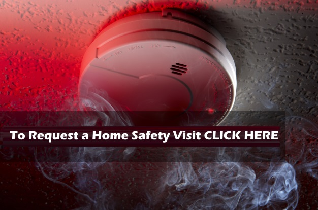 Request a home safety check