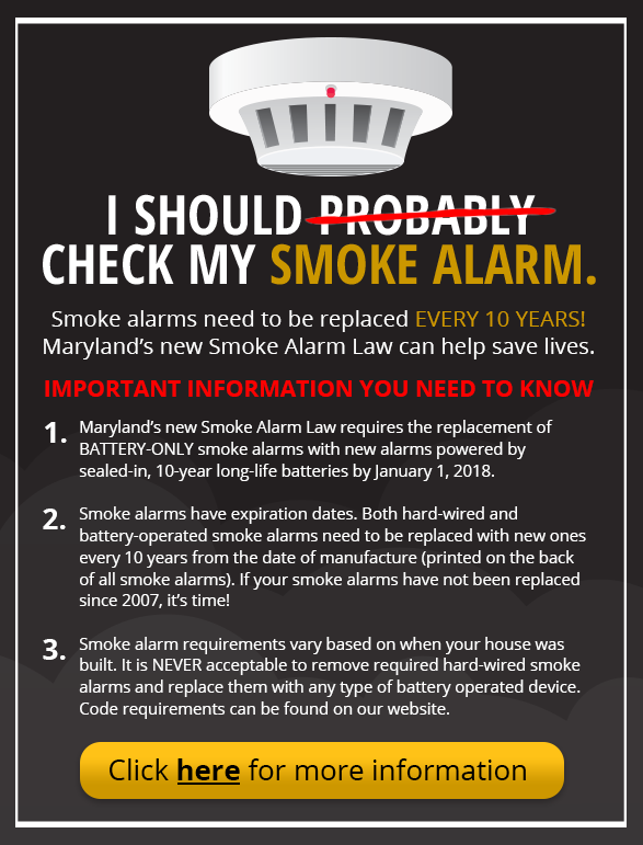 New Smoke Alarm Law Graphic