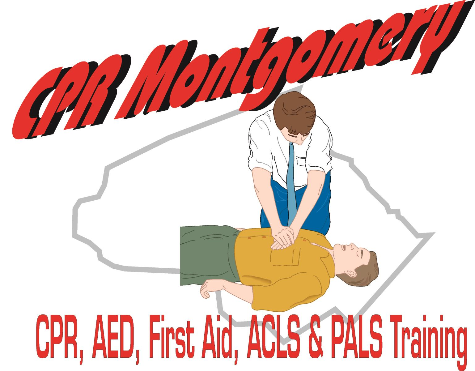 CPR Montgomery Logo
