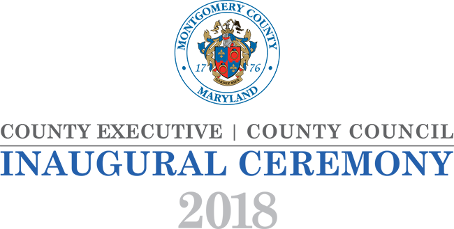 text of county executive and county council inaugural ceremony of 2018