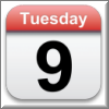 County Calendar.