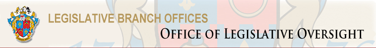 Office of Legislative Oversight