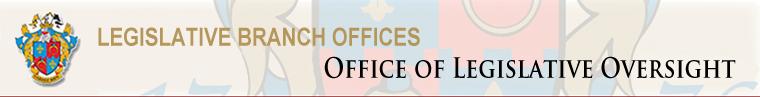 Office of Legislative Oversight