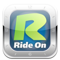 Ride On Real Time Icon