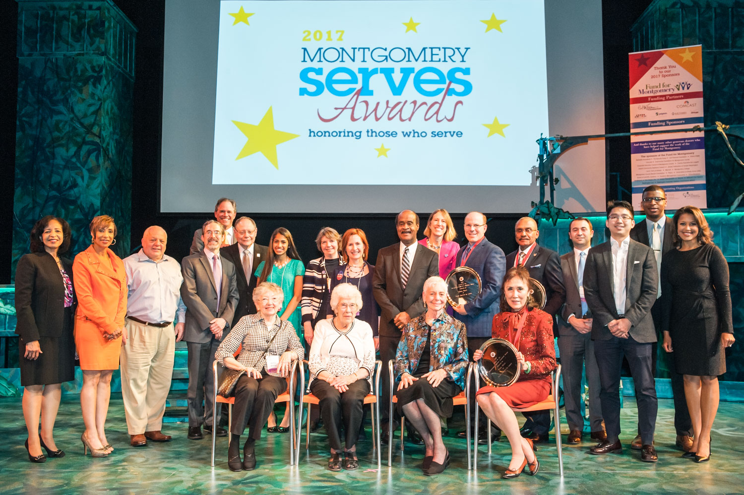 Photo of 2017 MSA Honorees