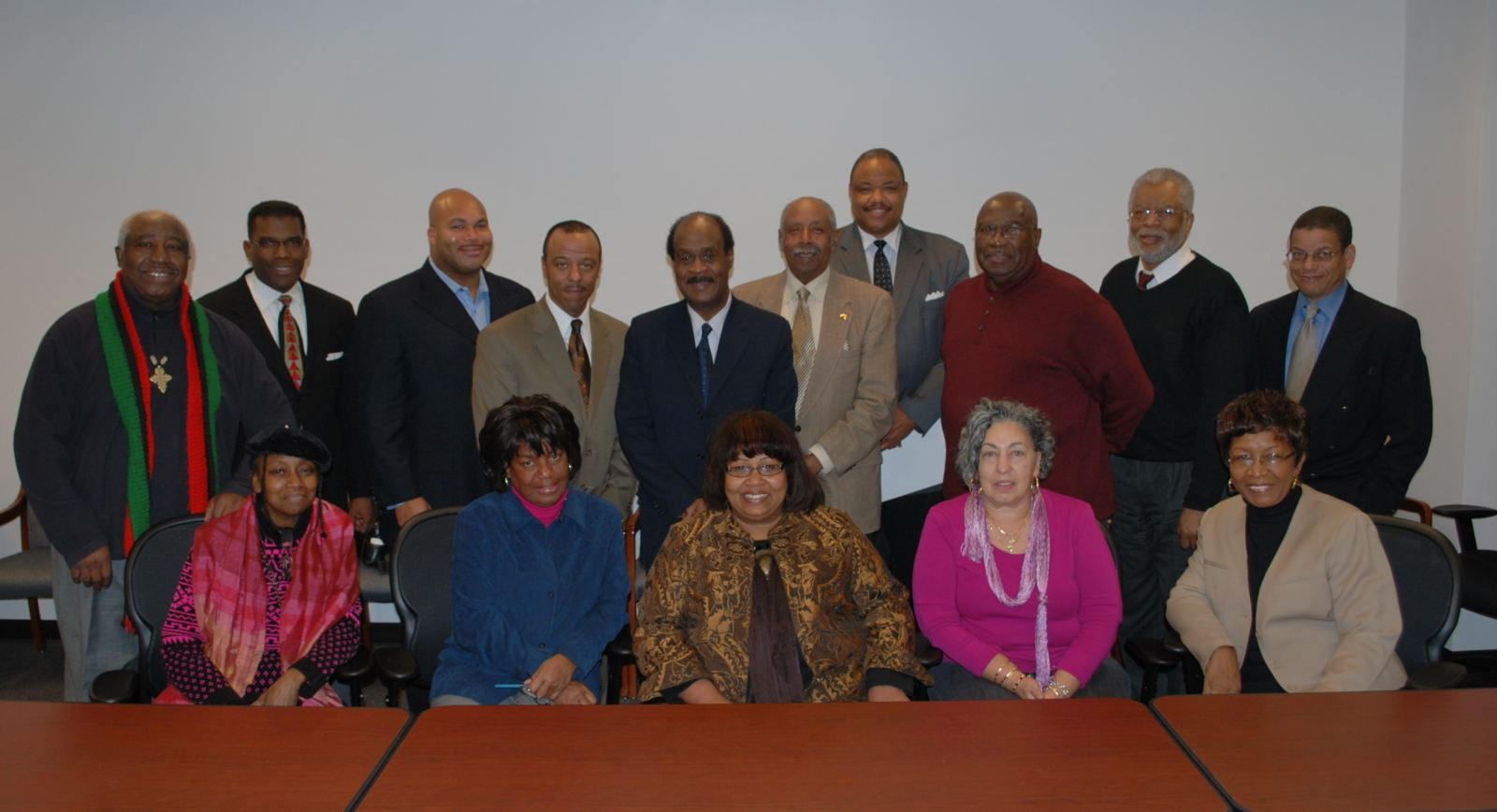 african american advisory group members