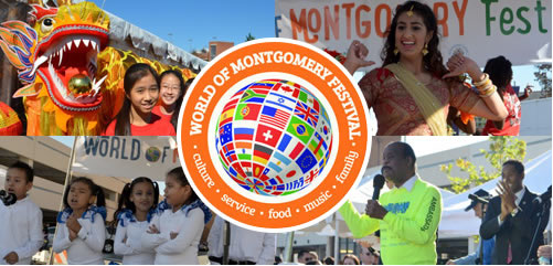World of Montgomery Festival 2014