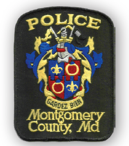 Official Patch of MD Police