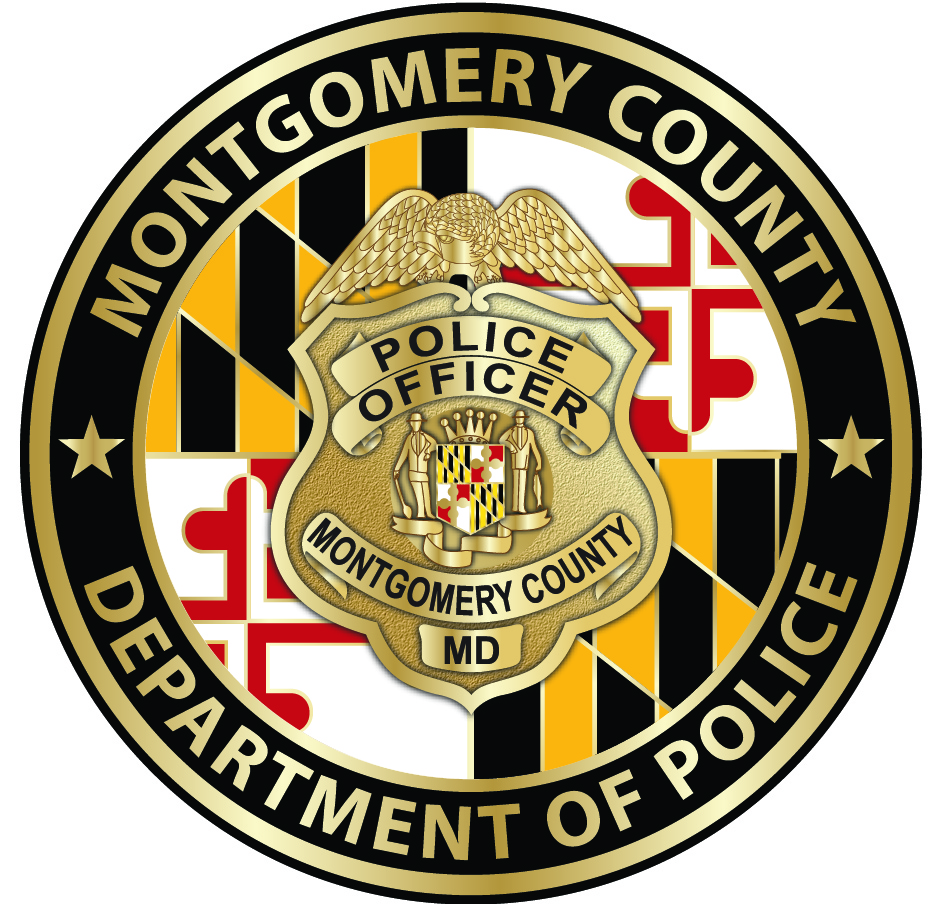 Montgomery County, MD,Police Department logo