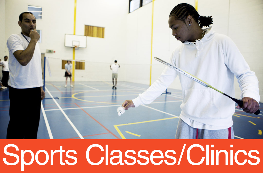 sports Classes/Clinics