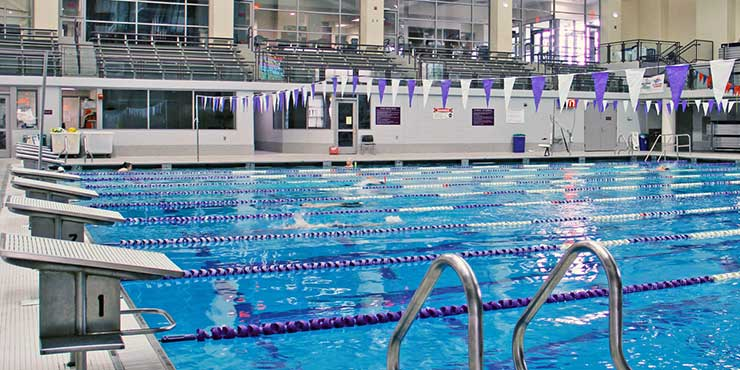 Germantown Indoor Swim Center Department Of Recreation Montgomery County Maryland