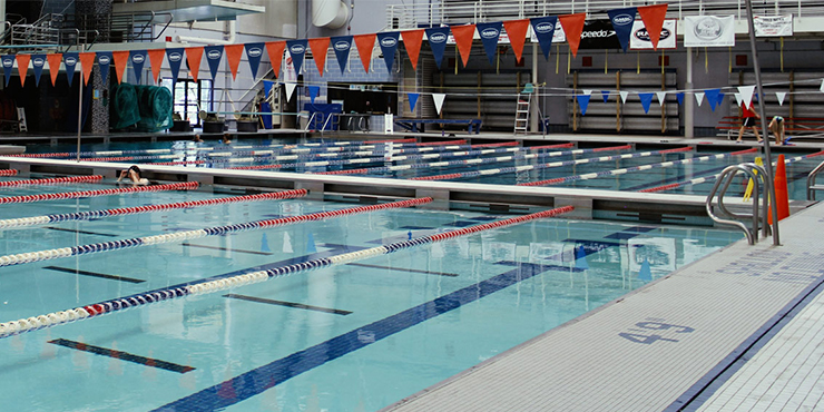 Pools - Kennedy Shriver Aquatic Center