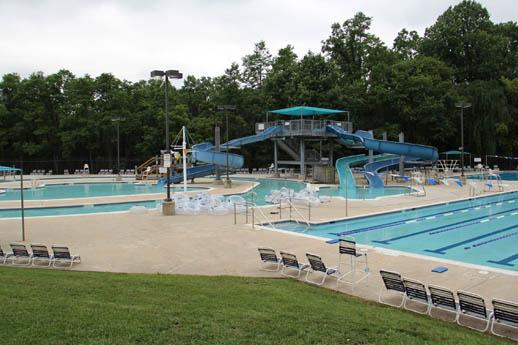 Martin Luther King Jr Swim Center - Department of Recreation