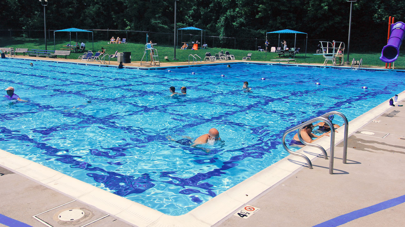 Outdoor Pools Department Of Recreation Montgomery County Maryland