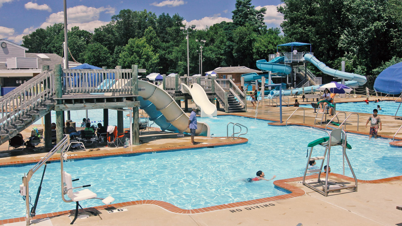 Outdoor Pools - Department of Recreation - Montgomery County, Maryland