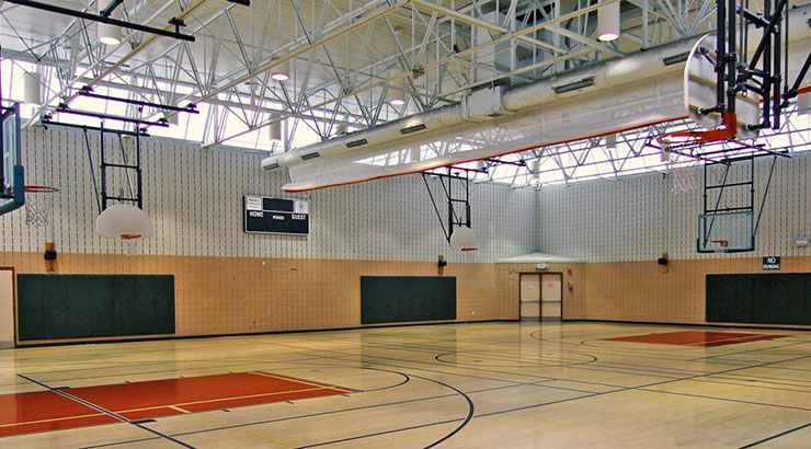 Potomac Community Recreation Center Department Of Recreation Montgomery County Maryland