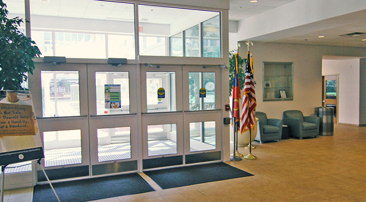 Interior - Wisconsin Place Community Recreation Center