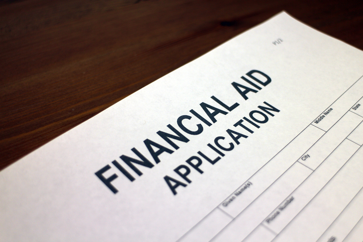 financial aid papers