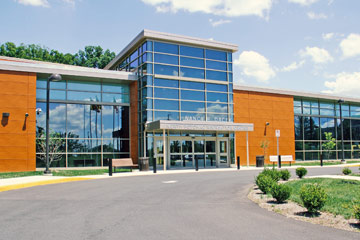 Nancy H. Dacek North Potomac Community Recreation Center