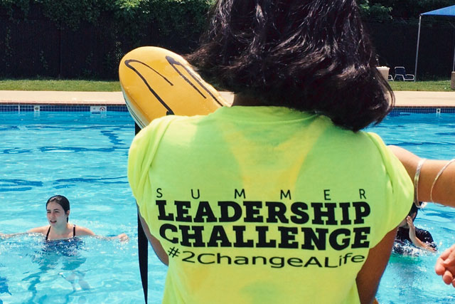 you in Leadership Challenge t-shirt