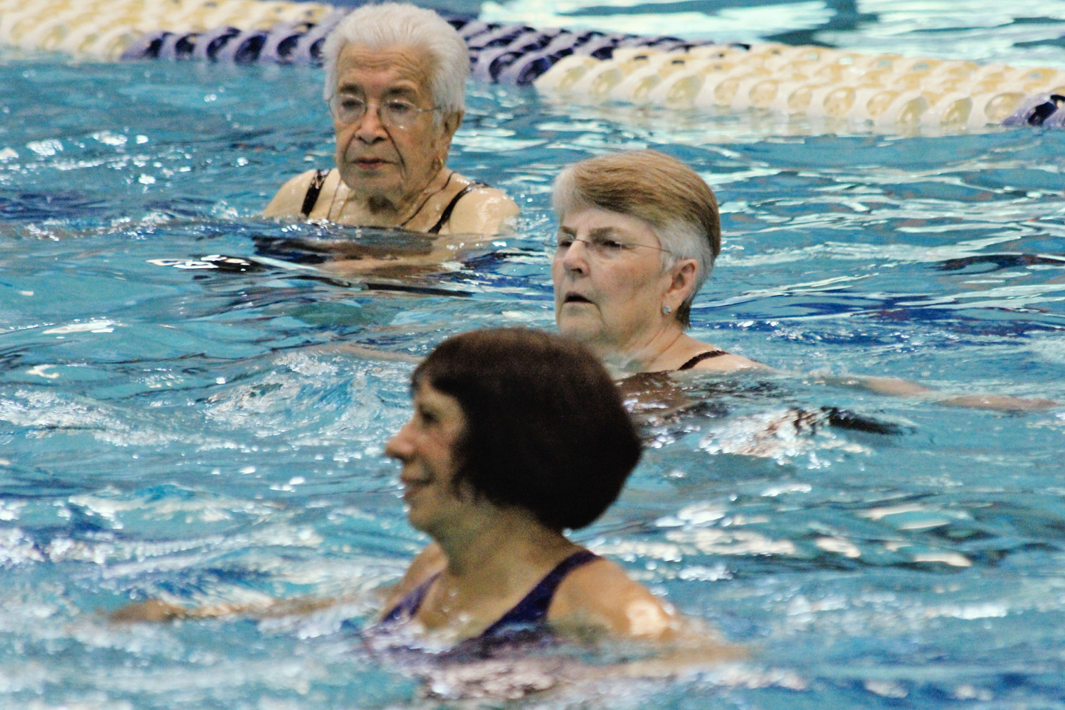 Water Fitness Classes - Department of Recreation - Montgomery County ...