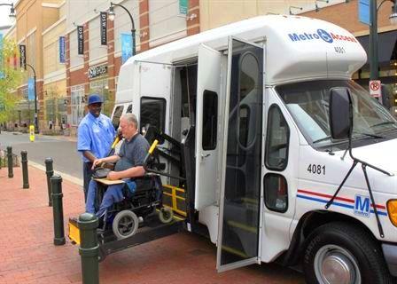 Senior Transportation - Montgomery County, MD