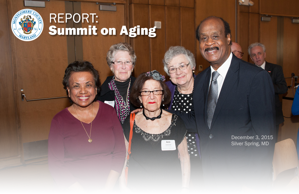 summit on aging report
