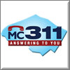 MC311 Logo button.