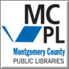 Montgomery County Public Library button.