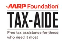 AARP Foundation Tax-Aide Logo
