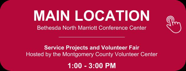 mlk day for volunteers montgomery county volunteer center