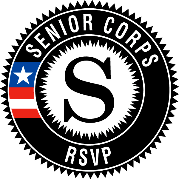 Retired and Senior Volunteer Program logo