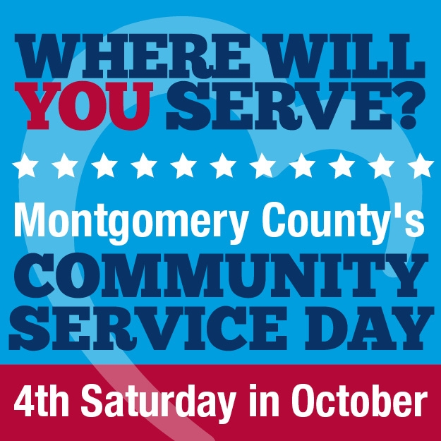 Community Service Day logo